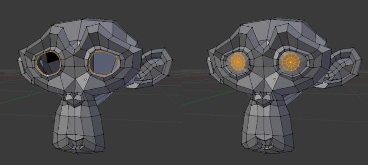 Создание замкнутой модели в Blender для 3D печати