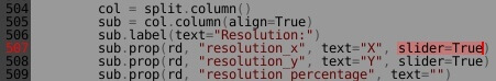 Измените код