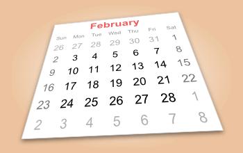 Создание календаря в Inkscape