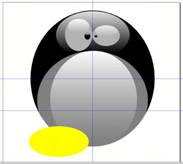 Работа с градиентом в Inkscape
