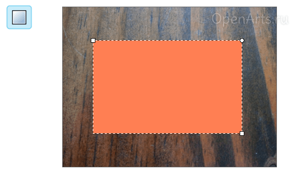Обрезка (clipping) в Inkscape