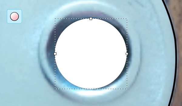 Формирование контура для обрезки в Inkscape