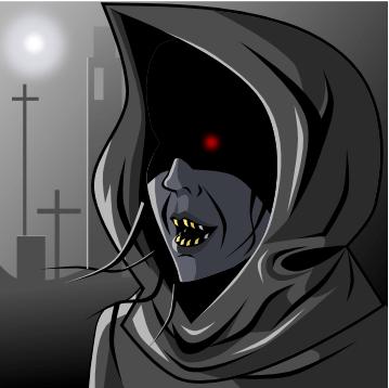 Финальные штрихи создания персонажа в Inkscape