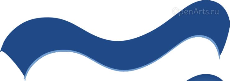 Создание новой кривой в Inkscape
