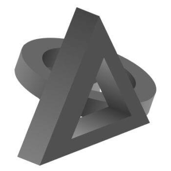 Урок по рисованию в Inkscape 3D объектов
