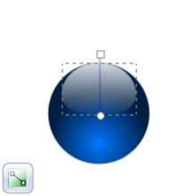 Заливка с линейным градиентом в Inkscape