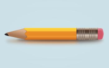 Реалистичный карандаш в Inkscape