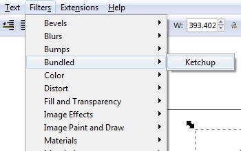 Как сохранять свои фильтры в Inkscape
