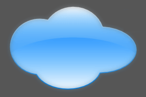 Создание облака в Inkscape