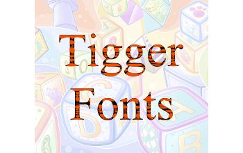 Урок по написанию в Inkscape тигрового шрифта