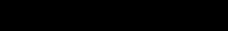 Нарисуем в Inkscape несколько зигзагообразных линий, используя произвольные контуры