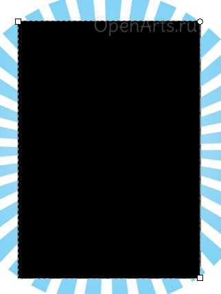 Создание прямоугольника в Inkscape