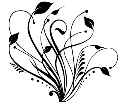Изображение растения для векторизации в Inkscape