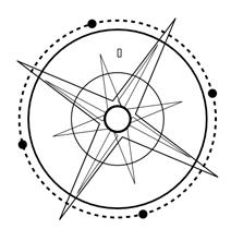 Создаем в Inkscape прямоугольник и окружность