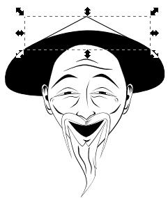 Рисуем треугольник в Inkscape