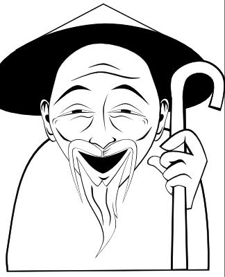 Рисуем палку в Inkscape