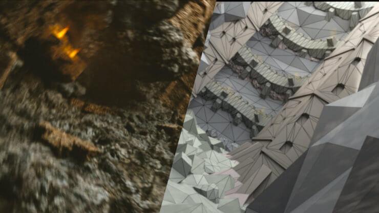Subdivision и displacement в Blender 2.80