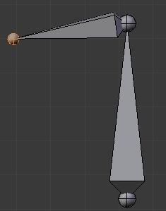 Экструзия (выдавливание) костей в Blender