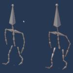 Копирование анимации с одного объекта на другой в Blender
