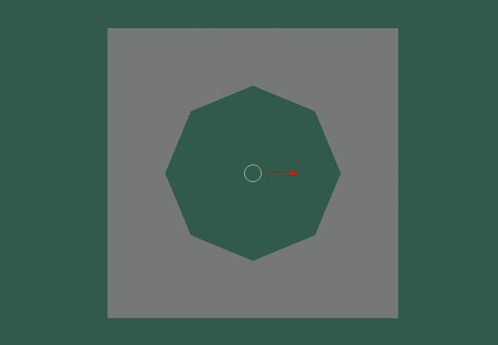 Как скруглить прямоугольное выделение в Blender (5)
