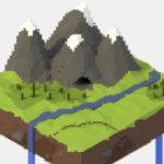 Быстрое создание пиксель-арта из любой сцены в Blender