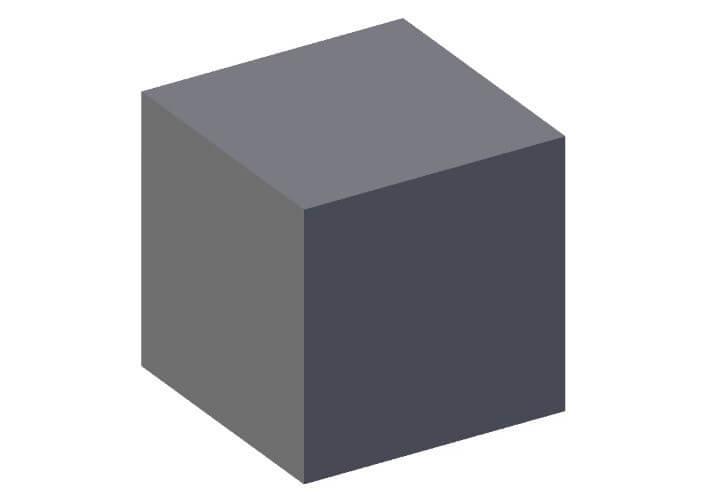 Быстрое назначение модификатора сглаживания в Blender (0 подразделений)