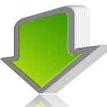 Создание иконки с изображением 3D стрелки в Gimp