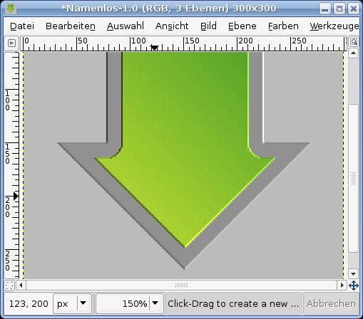 Используем фильтр для создания рельефа