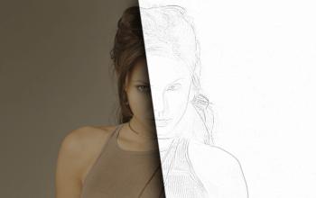 Урок по созданию рисунка из фотографии в Gimp