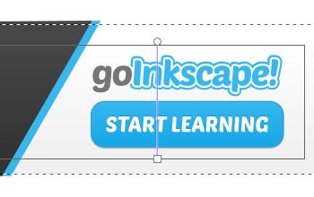 Создание баннера в Inkscape