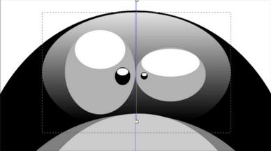 Стоп-точки при создании градиента в Inkscape