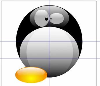 Создание блика в Inkscape