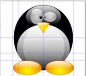 Создание градиента без обводки в Inkscape