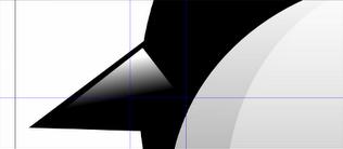 Отсвечивание в Inkscape