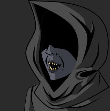 Добавление тени на лицо в Inkscape