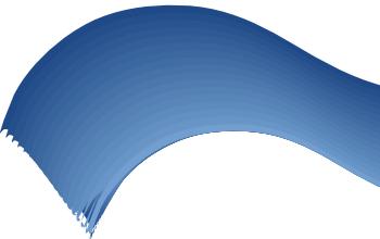 Имитация неравномерного градиента в Inkscape