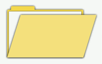 Изображение папки в Inkscape | OpenArts