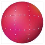 Градиентная сетка в Inkscape
