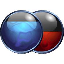 Использование полученного в Inkscape изображения шара маны