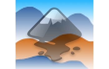 Урок по рисованию в Inskape гор