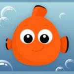 Рыбка Немо в Inkscape