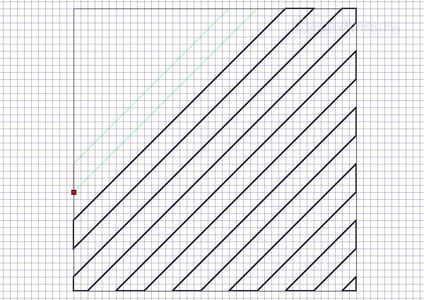 Создание геометрического узора в Inkscape