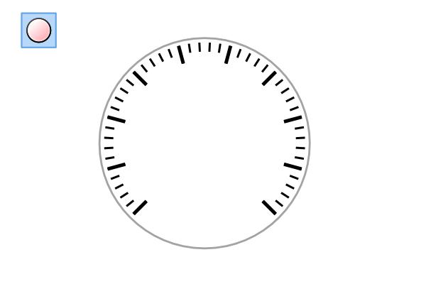 Рисование круглой подложки в Inkscape