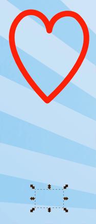 Создание невидимого объекта в Inkscape