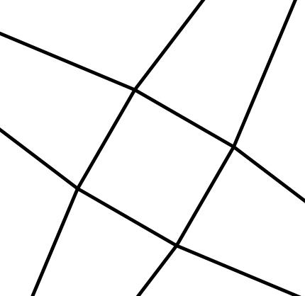 Соединяем контуры по выделенным оконечным узлам новым сегментом