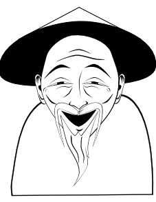 Рисуем в Inkscape тело человека