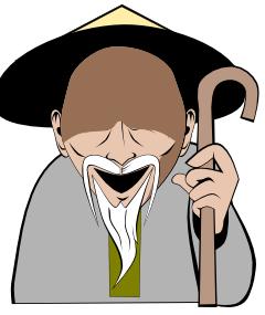Тень на лице от шапки в Inkscape