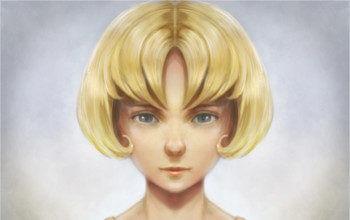 Krita для новичков (2/3) - Раскрашивание портрета